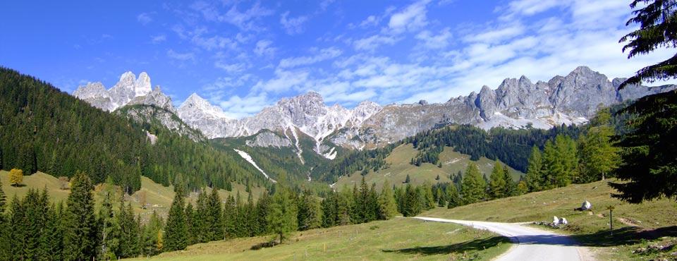 Salzburger Land - Kurzreise in die Alpen