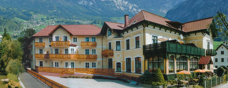 hotel Goisererhof Hallstädter See